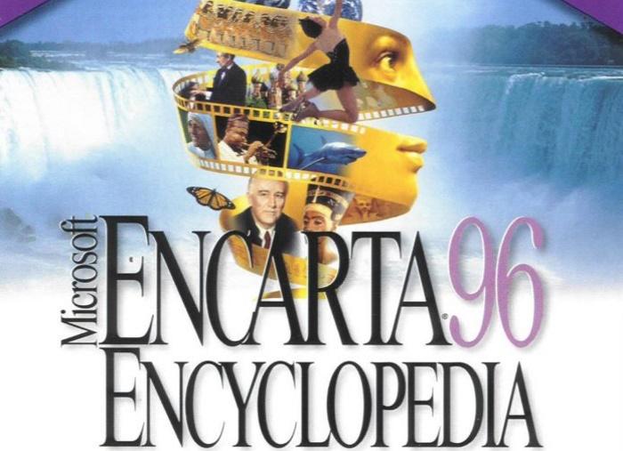 encarta encylopedie