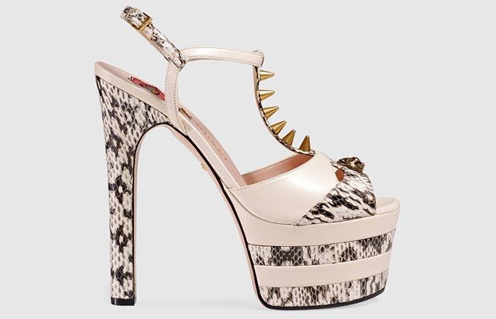 gucci schoenen duur