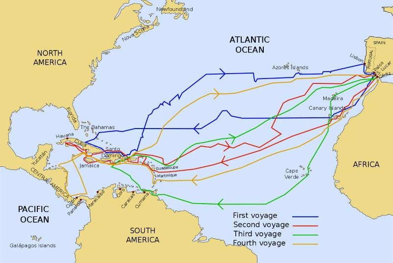 We leerden het allemaal in onze geschiedenislessen op school: Amerika werd ontdekt door Christoffel Columbus in 1492. Hij werd geboren in het Italiaanse Genua in 1451. In opdracht van de Spaanse kroon vertrok hij om een westwaartse route naar India te vinden en zou daarmee aantonen dat de aarde niet vlak, maar bolvormig was. De schepen waarmee hij voor de eerste maal naar Amerika voer, heetten Santa Maria, Pinta en Niña. Tot zover de overbekende feiten die in alle geschiedenisboekjes te vinden zijn. Er valt echter nog heel wat meer te vertellen over de figuur van Columbus en zijn reizen naar Amerika. Hieronder 10 minder bekende weetjes over deze historische ontdekkingsreiziger.<h2 srcset=