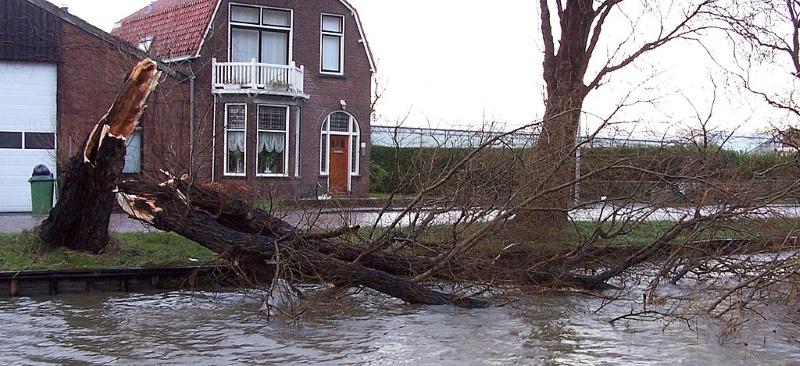 18 januari 2007 storm