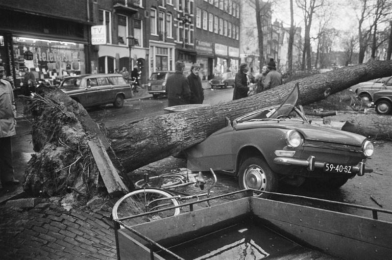 3 januari 1976 storm