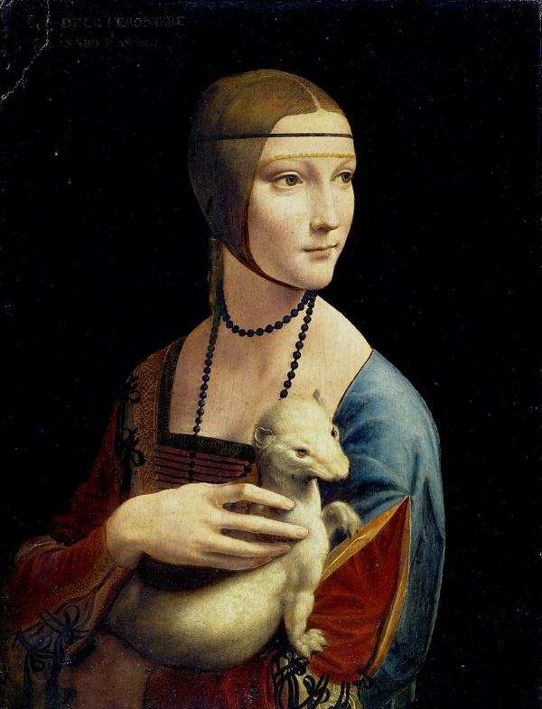 De Dame met de Hermelijn