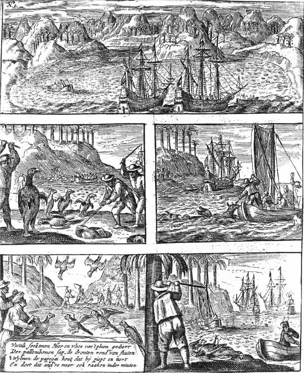 Jacob Cornelisz van Neck dodo jachrt