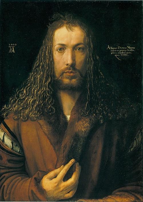 Zelfportret - Albrecht Dürer