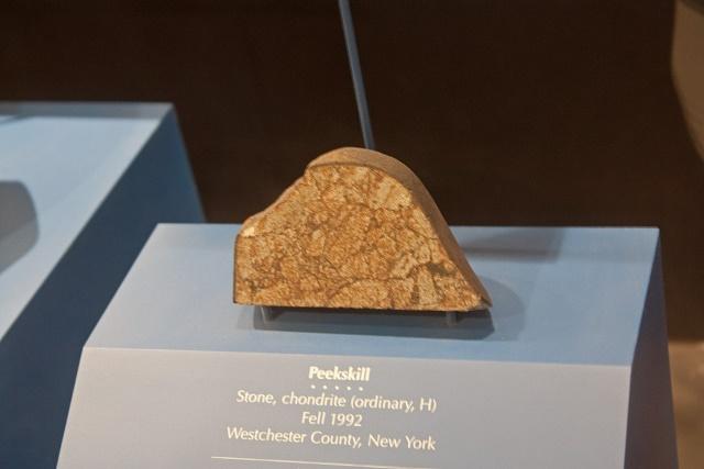 peekskill meteoriet