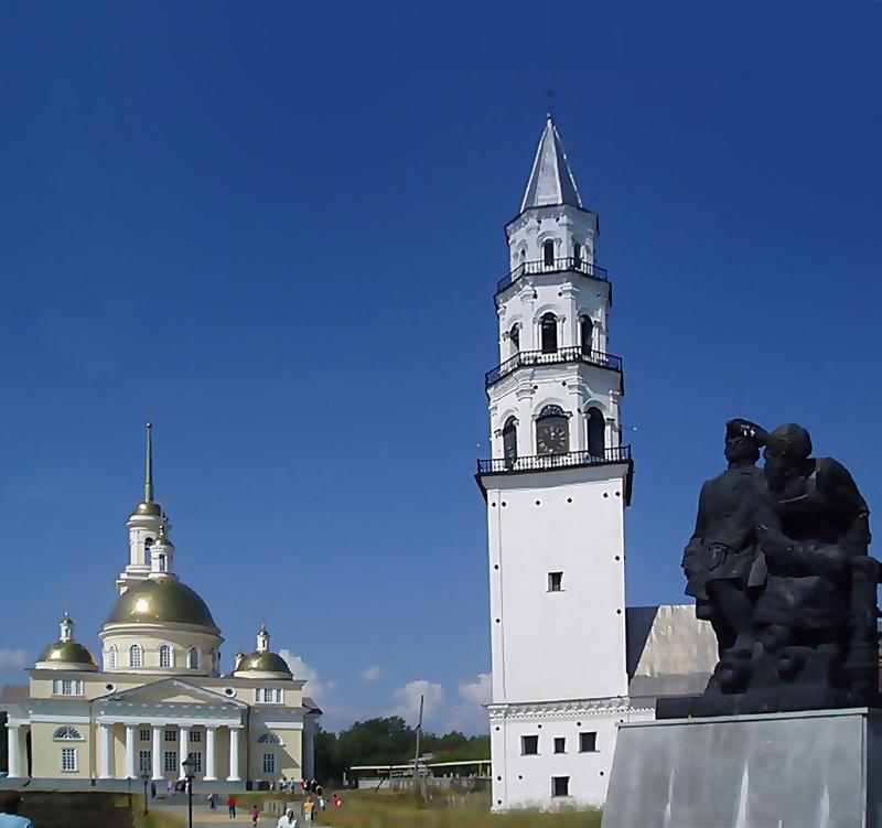 Nevyansk scheve toren