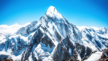 hoe hoog mount everest