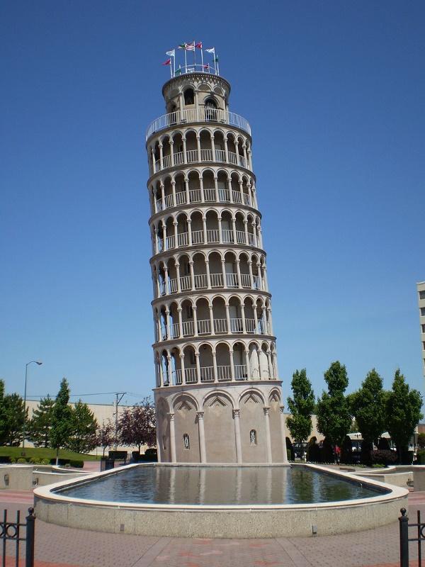 scheve toren van niles