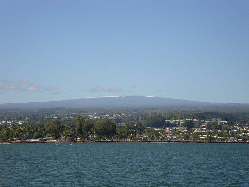 Mauna Loa - grootste vulkaan