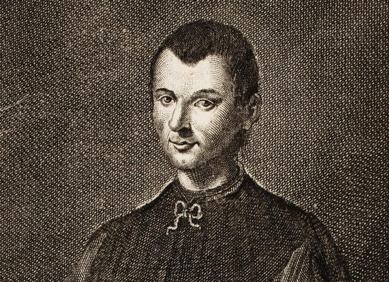 machiavelli was geen academicus