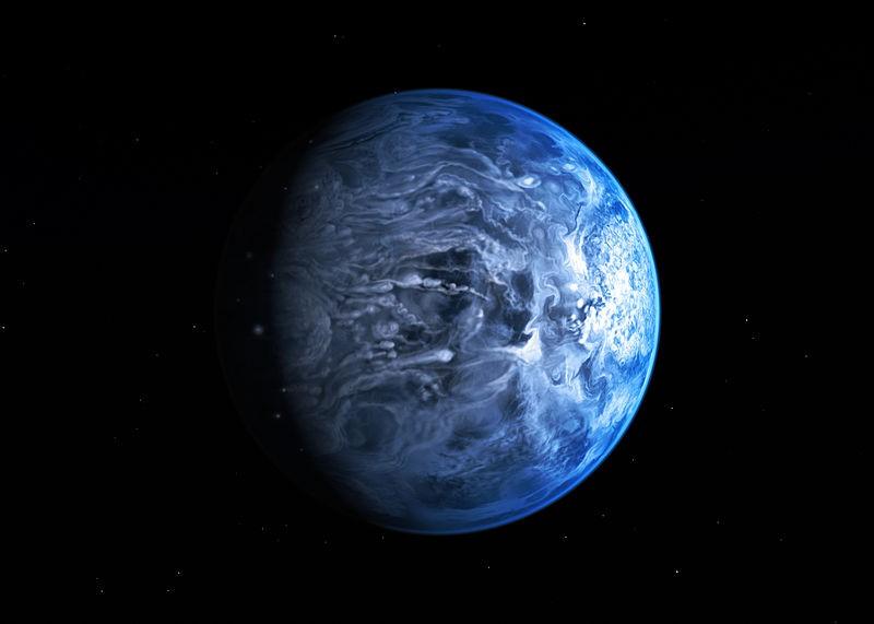 hd 189773 b exoplaneet