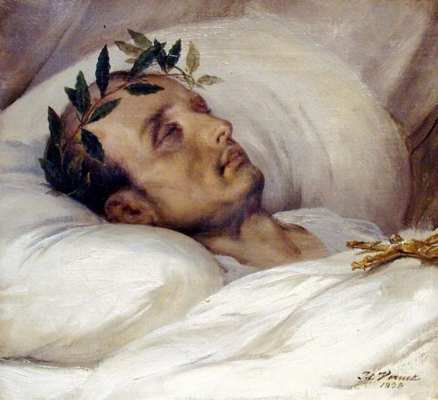 napoleon dood