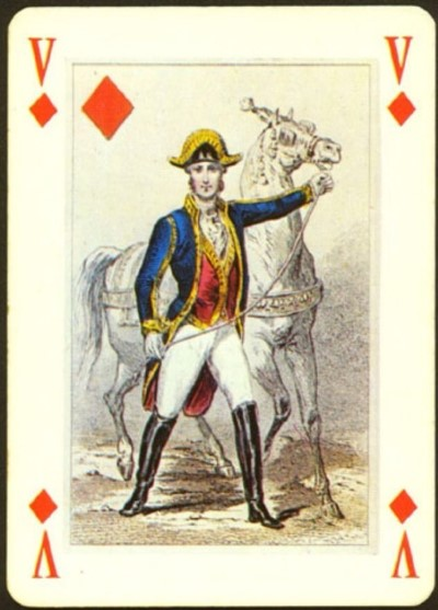 napoleon kaartspeler