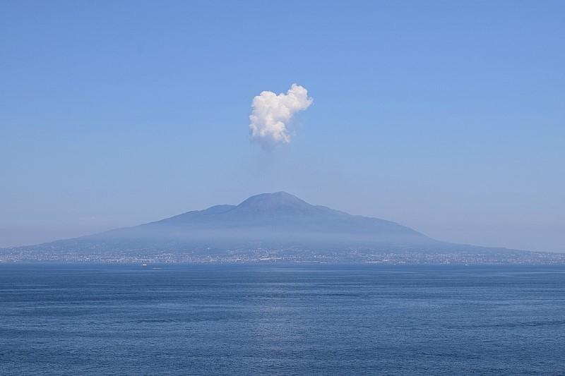 stratovulkaan - Vesuvius