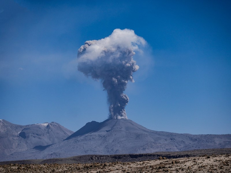 vulkanten altijd actief