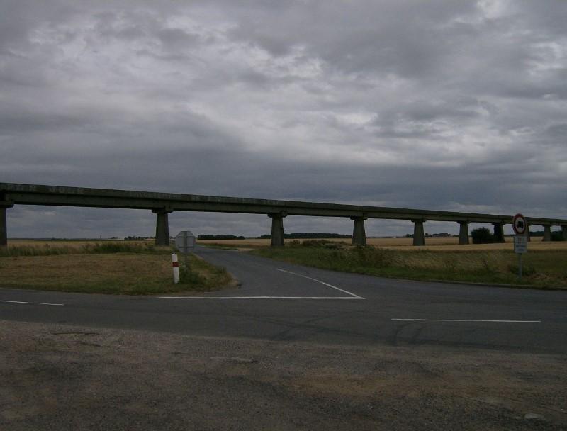 Aérotrain track