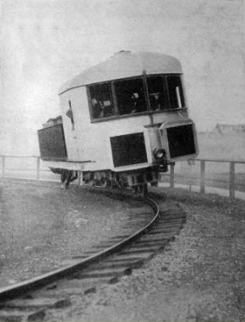 Brennan Monorail