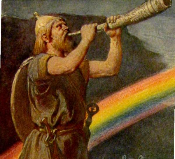 Heimdall - noorse god
