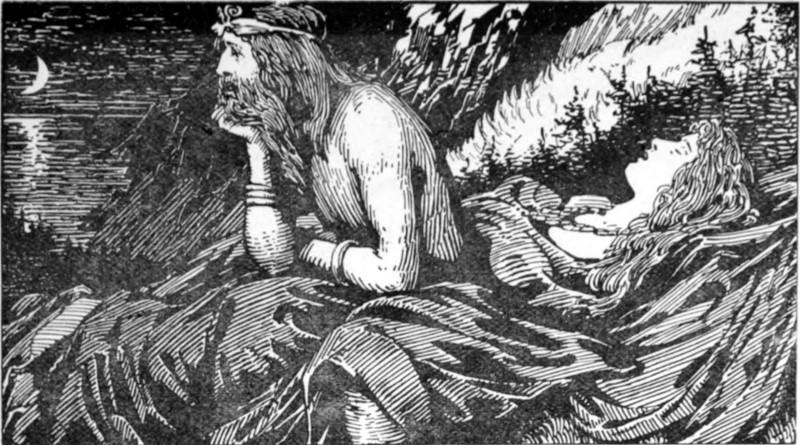 Njord - noorse god