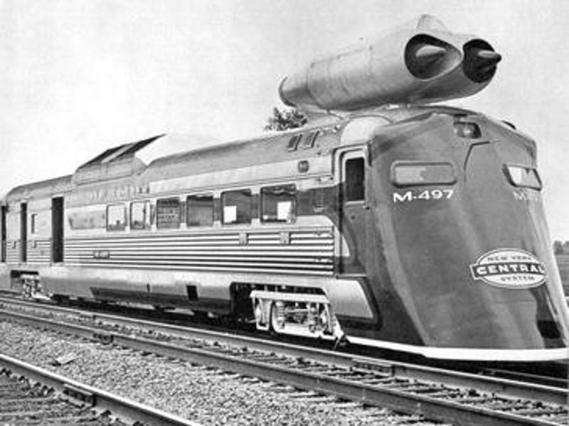 Train M 497