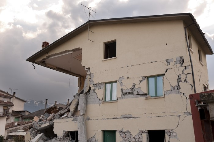 aardbeving