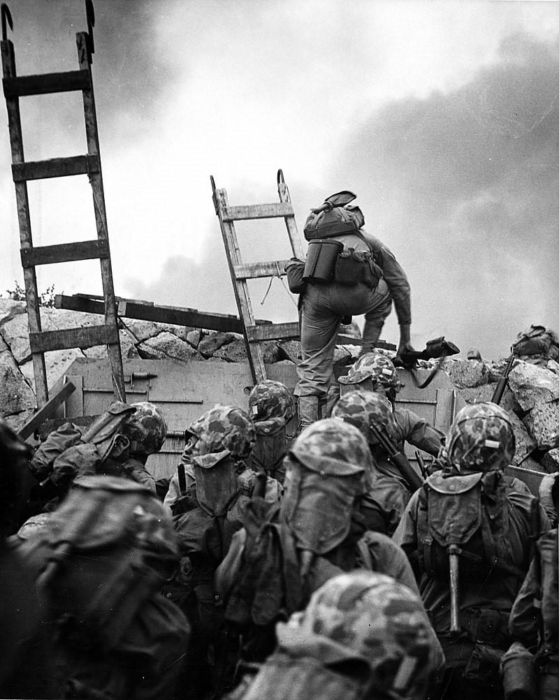 Koreaanse oorlog onderdeel van de koude oorlog