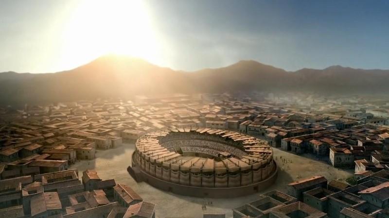 capua - eerste gladiatoren arena