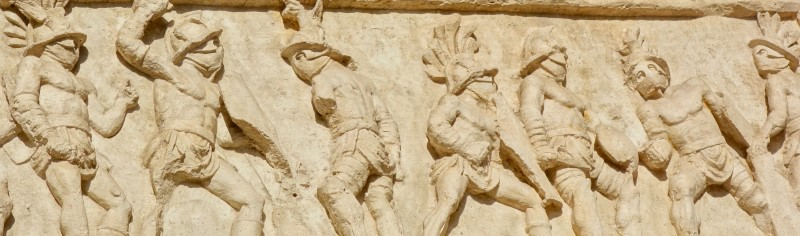 gladiatoren van julius cesar