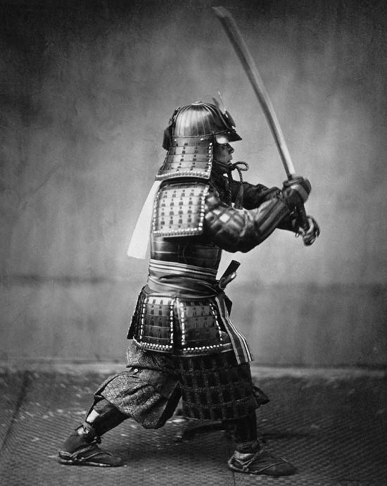 samoerai huurden ninja in