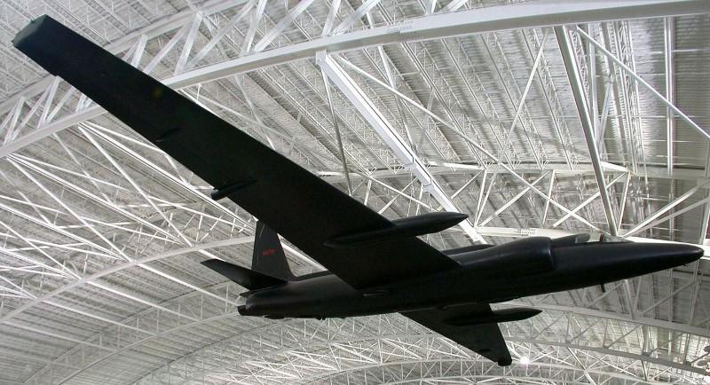 u2 verkennigsvliegtuig