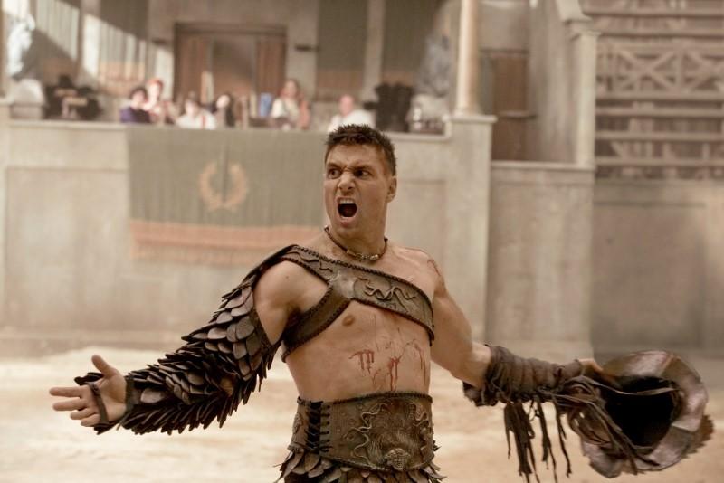 vegan - het dieet van gladiatoren