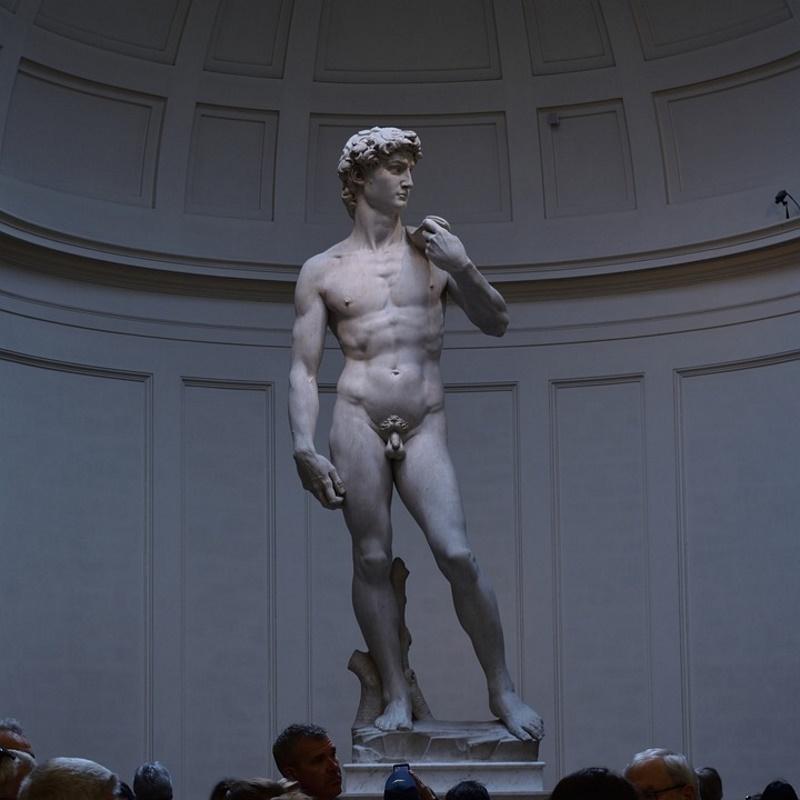 David beeldwerk van Michelangelo