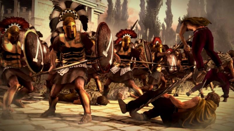 Krypteia in het oude sparta