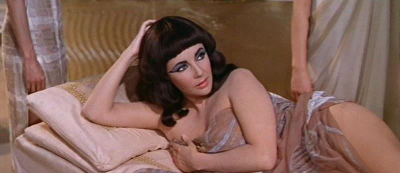 cleopatra elizabeth taylor