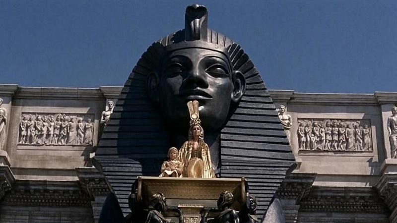 cleopatra film duur