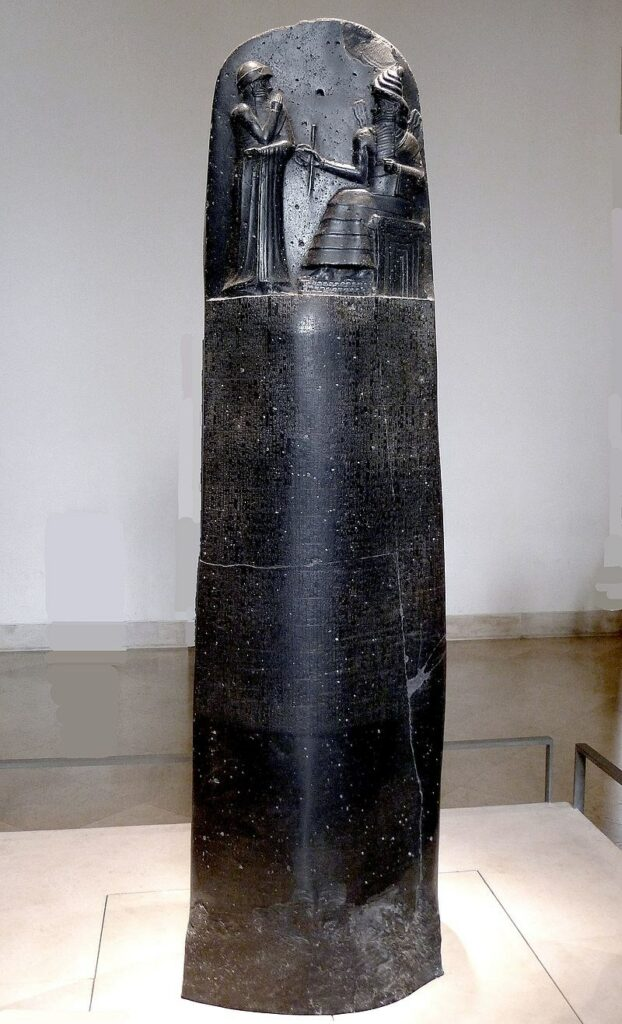 code van Hammurabi