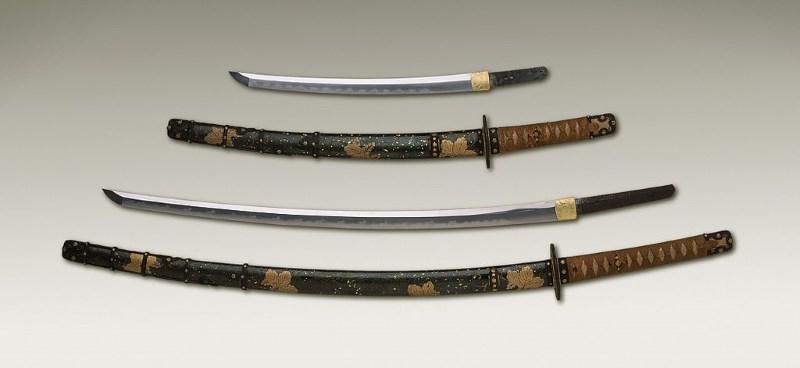wapens samoerai