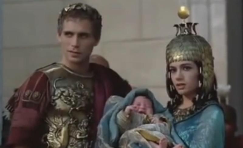 zoon van cleopatra