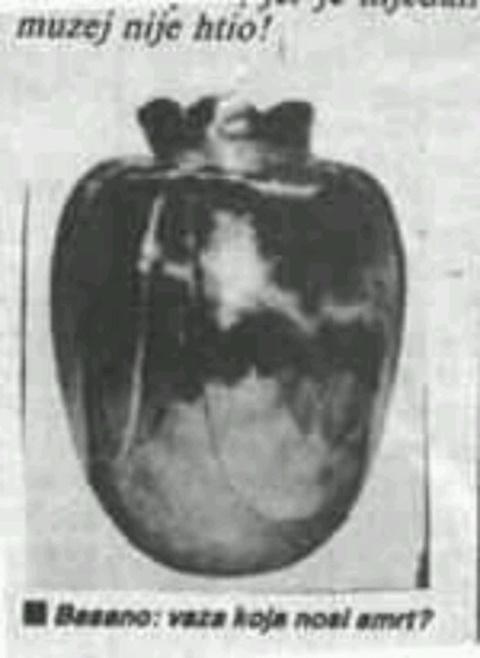 Bassano-Vase