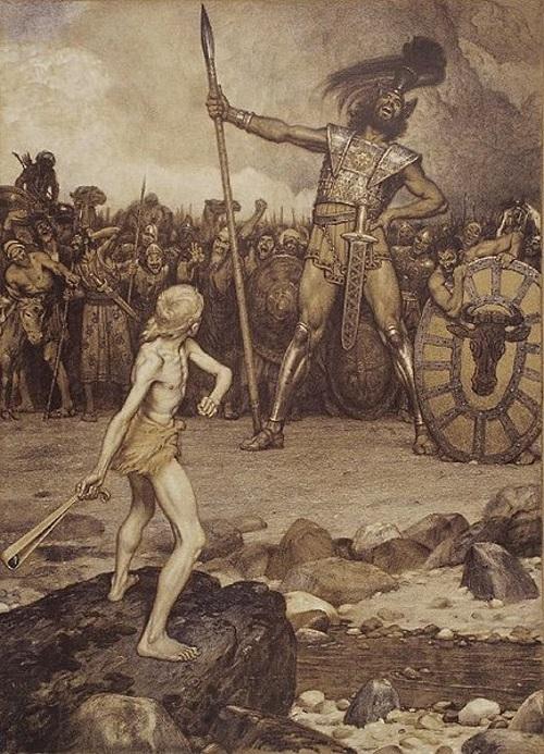 Goliath - de beroemdste reus