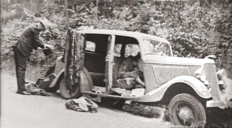 auto van bonnie en lcyde