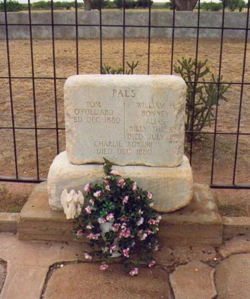 graf van billy the kid