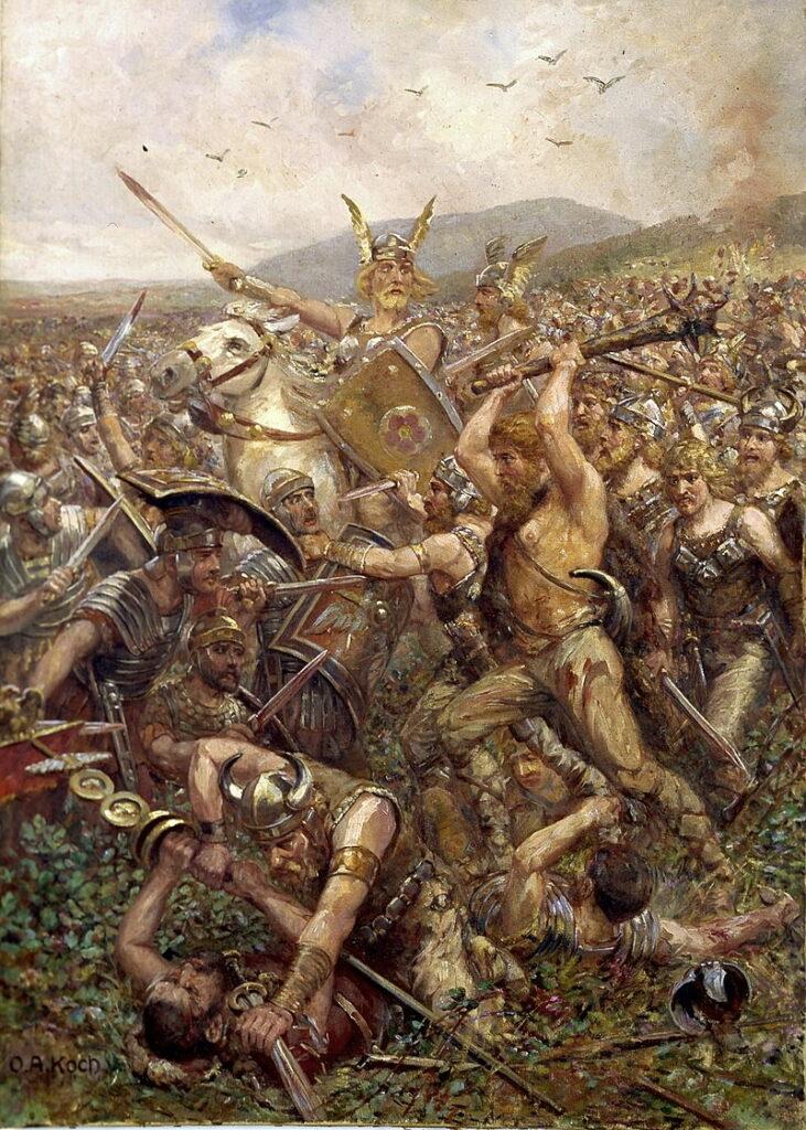 Slag bij het Teutoburgerwoud