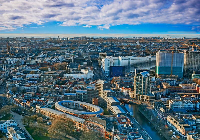 den haag drukste stad van nederland