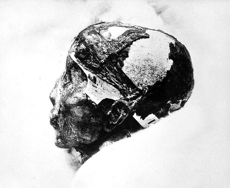 dood van de farao