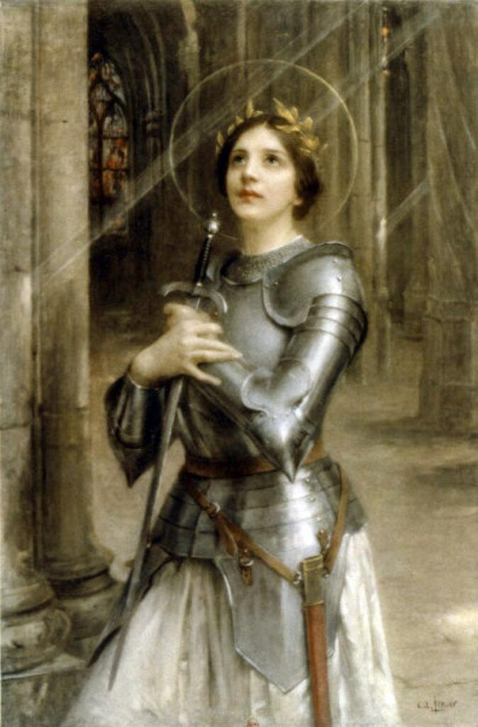 heldin van frankrijk