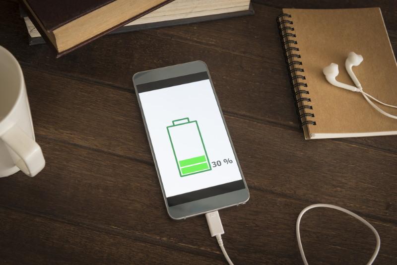 smartphone opladen slecht