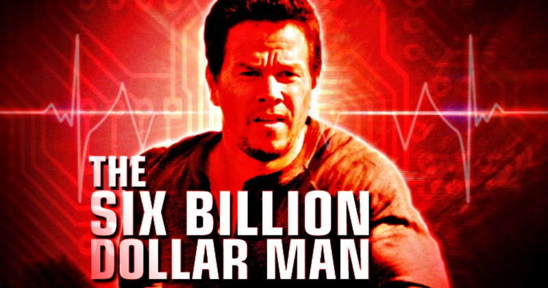 Six Billion Dollar Man