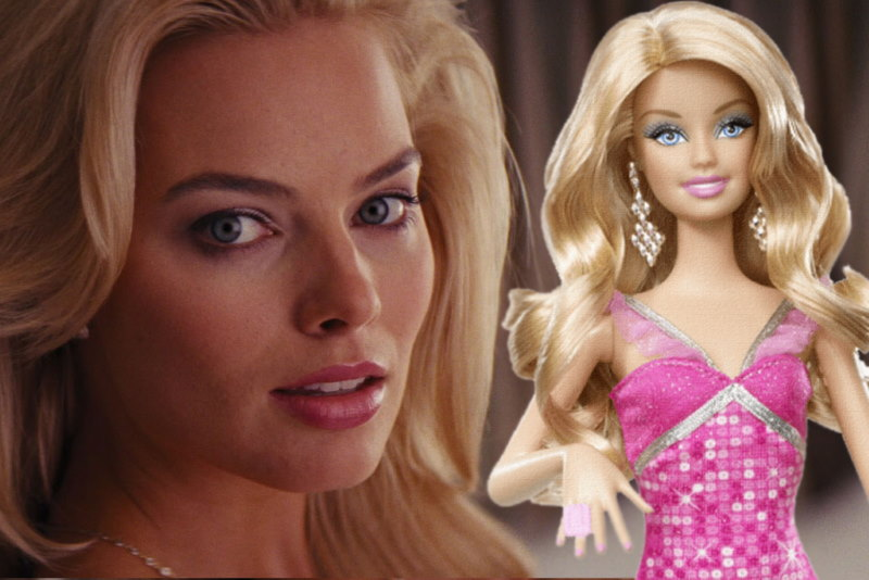 barbie film met margo robbie