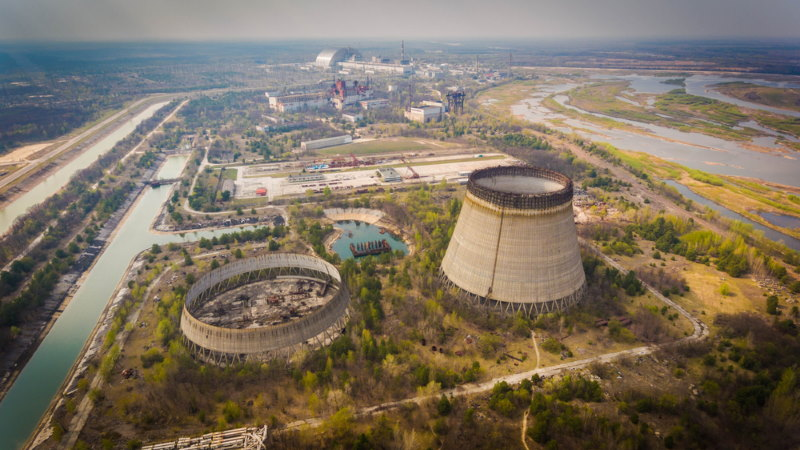 leven in Tsjernobyl